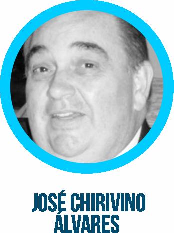 José CHIRIVINO Álvares